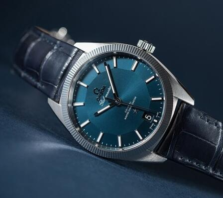 Omega Globemaster is the world's first timepiece that has been certified as Master Chronometer.