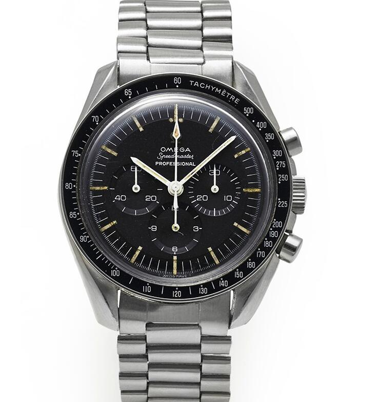 This is the really first watch that landed on the moon.