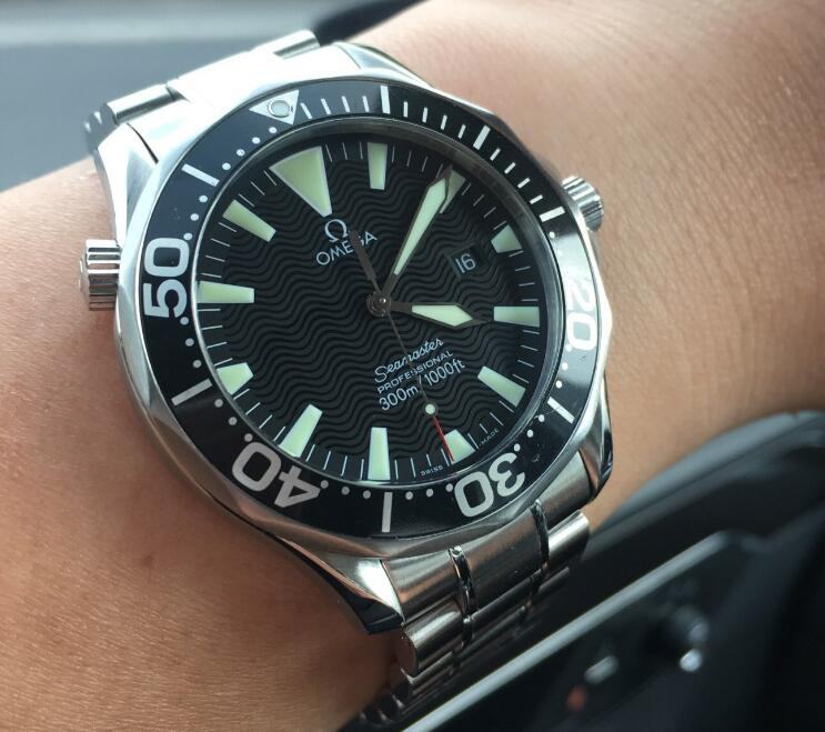 The old version of Seamaster is distinctive and stable than the modern ones.