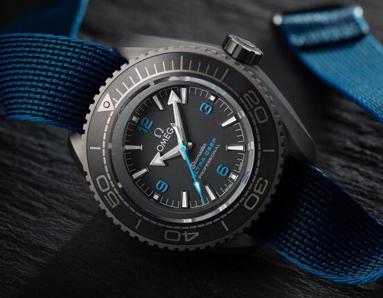 The Ultra Deep diving watch broke the record that Rolex Deep Sea created.