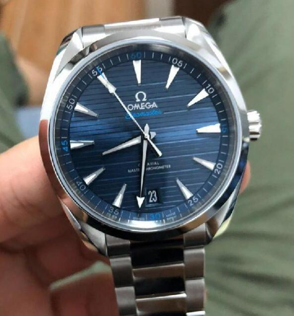 Omega Seamaster is best choice for gentlemen.
